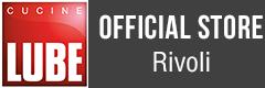 LUBE Store Rivoli Logo